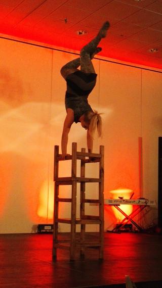 Iltaohjelmassa Sorin sirkus