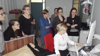 Hands on-opetus, kouluttajana Liisa Laatio OYS